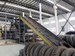 废旧轮胎处理设备可缓解环境污染韩国6655电影网?